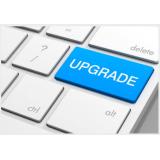 Amc servizio di UPGRADE per centrali serie X