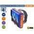 "Tester CCTV 4in1 AHD TVI CVI CVBS 2 MPX 1080P Monitor 5.0"""