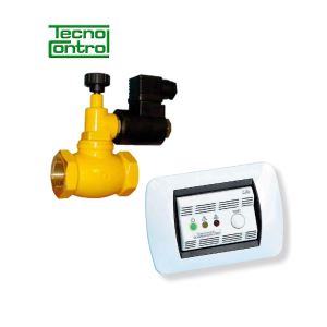 KIT GAS GPL CAMPER TECNOCONTROL