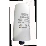 CAME 119RIR282 - Condensatore 31,5 µF con cavi e codolo per BK1800