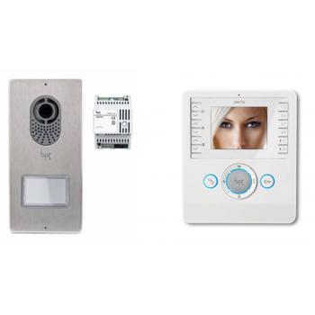 BPT LYTOS-PERLA - Kit Videocitofono monofamiliare cod.62621040 e 62100180