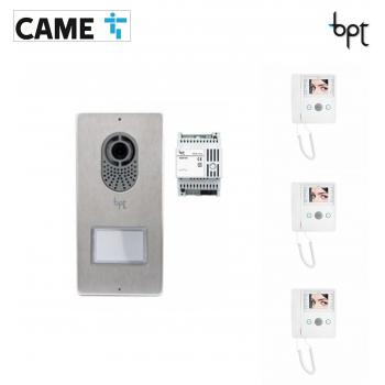 BPT LYTOS-AGATA - Kit Videocitofono espandibile fino a 4 utenti