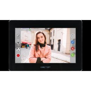 CAME XTS 7BK Videocitofono vivavoce full-touch per sistema X1, display TFT touch screen da 7˝