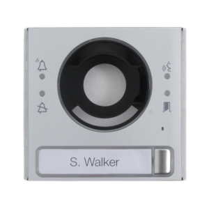 CAME-BPT 62030040 – Frontale video pulsante singolo
