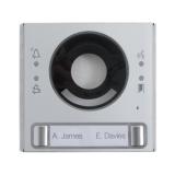 CAME-BPT 62030050 – Frontale video pulsante doppio