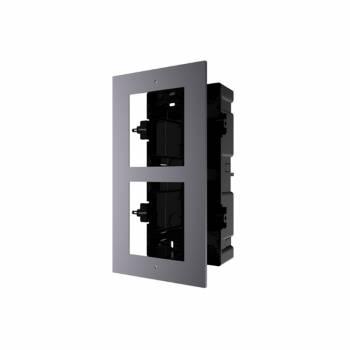HIKVISION - DS-KD-ACF2 Cornice 2 moduli per videocitofono