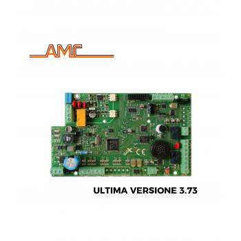 AMC - Scheda di ricambio per centrale X412 ultima ver 3.73