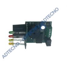 AMC PR-E - Scheda inseritore per centrali serie C - S - R400