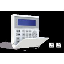 AMC Tastiera LCD Wireless 868 mhz con lettore TAG NFC-RFID - KLCD W800