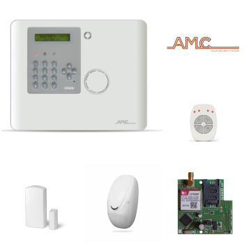 AMC Kit XR800 - 64 zone con modulo GPRS
