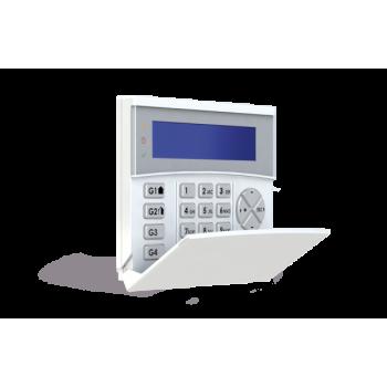 AMC - K-lcd Blue - Tastiera remota retroilluminata x serie X