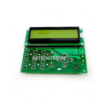 AMC Tastiera di ricambio remota K-LCD Voice