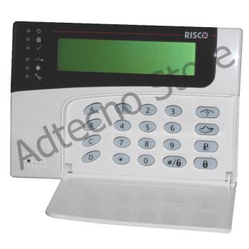 RISCO RP128KCL0ICA - Tastiera LCD