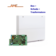 AMC - Centrale X864 + Box + Trasformatore