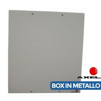 AXEL - Contenitore in metallo per centrali d'allarme