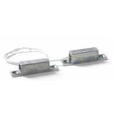 Contatto magnetico rettangolare in metallo - FDP A-R2