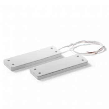 Contatto magnetico ultrapiatto in plastica doppio magnete - FDP UP10
