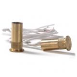 Contatto magnetico in ottone micro ad incasso IP65 - FDP A-SS1