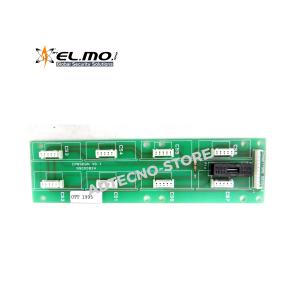 EL.MO CP8/REL - Scheda base