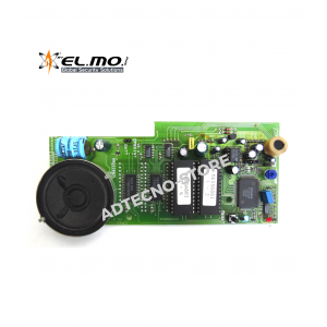 EL.MO - MOD. CP8SINT - Scheda a sintesi vocale