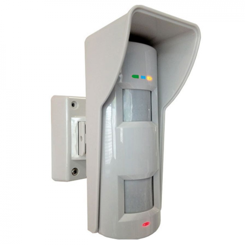 Pyronix xd15tt sensore esterno a tenda alta sicurezza 15mt - Allarme volumetrico esterno ...
