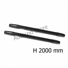 DEATRONIC HRSBN200 - Coppia barriere multifascio sincronizzate 15mt H 2000mm