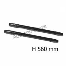 DEATRONIC HRSBN056 - Coppia barriere multifascio sincronizzate 15mt H 560mm