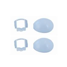 BENTEL BMD-CL Coppia lenti a tenda per sensori serie BMD