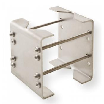 RISCO Staffa per l'installazione a palo. Per WatchOUT™- WatchIN™ WatchU™ RA300P00000A