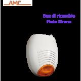 AMC SR136B - Sirena antifurto box di ricambio