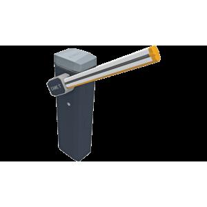 CAME GT4 - GGT40AGS Barriera automatica in acciaio verniciata completa di quadro comando