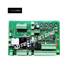 NOLOGO START-S6CM Centrale monofase 1/2 motori 230 Vac per cancelli ad ante