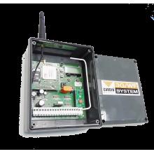 Cardin Radiocomando digitale con display LCD funzionalità 3G/WIFI con sim dati 10 anni