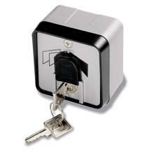 CAME SET-J - Selettore a chiave da esterno
