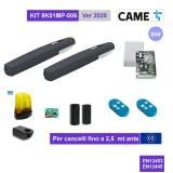 CAME 8K01MP-006 KIT Completo battente 2,5 Mt AXI 24V