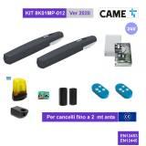 CAME 8K01MP-012 KIT Completo battente 2 Mt AXI 24V