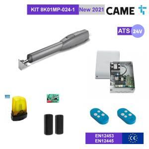 CAME ATS 8K01MP-024-1 - KIT Automazione 24V cancello 1 battente fino a 3mt