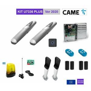 CAME U7336 PLUS KIT Completo cancello 2 battenti fino a 3 mt anta con encoder