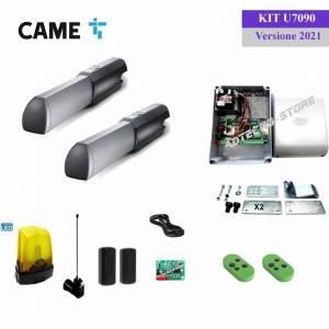 CAME U7090 - KIT Automazione cancello 2 battenti fino a 3mt