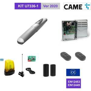 CAME U7336-1 KIT Completo cancello 1 battente fino a 3 mt anta con encoder