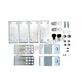 CAME 119RKRONO Kit staffe installazione per 2 motori KRONO