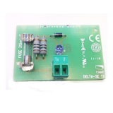CAME 119RIR385 - Scheda di ricambio per fotocellula DELTA-SE TX