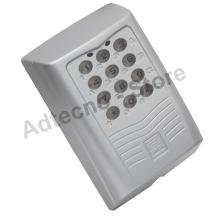 CARDIN DKS250 L- Tastiera in alluminio - retroilluminata