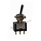ELCART 04/06567-00 - Deviatore miniatura a leva 1 scambio, 2 posizioni
