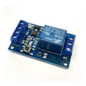 SRD-12VDC-SL-C SPDT PCB Scheda Relay Relè Bistabile 12V Dc 10A Singolo 1 Scambio