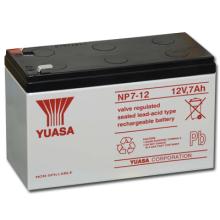 YUASA NP7-12 - Batteria 12V 7Ah