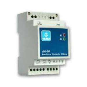 AA10 Interfaccia Cito-telefonica linea urbana analogica