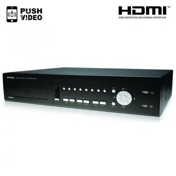 AVTECH AVC796H - DVR 8ch PUSH VIDEO HDMI