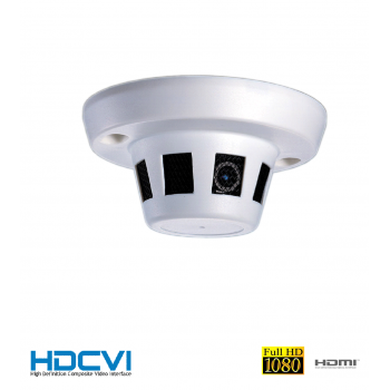 Telecamera Smoke 720p HDCVI COLOR 3,7 mm DC12V S-AP-41SH-CVI