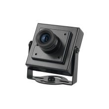 Telecamera Mini IP 2,4 MP 3.6mm con audio - POE